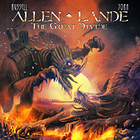 [Allen - Lande The Great Divide Album Cover]