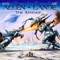 Allen - Lande The Revenge Album Cover