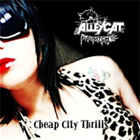 [Alleycat Scratch Cheap City Thrills Album Cover]
