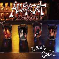 Alleycat Scratch Last Call Album Cover