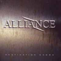 [Alliance Destination Known Album Cover]