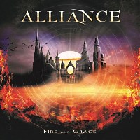 [Alliance Fire and Grace Album Cover]