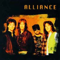 [Alliance Alliance Album Cover]