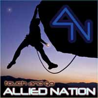 Allied Nation Touch and Go Album Cover