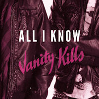 [All I Know Vanity Kills Album Cover]