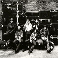[The Allman Brothers Band At Fillmore East Album Cover]
