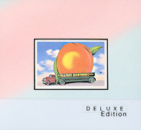[The Allman Brothers Band Eat a Peach Album Cover]
