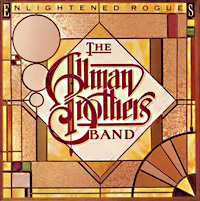 [The Allman Brothers Band Enlightened Rogues Album Cover]