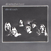 [The Allman Brothers Band Idlewild South Album Cover]
