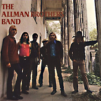 [The Allman Brothers Band The Allman Brothers Band Album Cover]