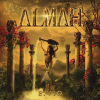 [Almah E.V.O. Album Cover]