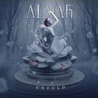 [Almah Unfold Album Cover]