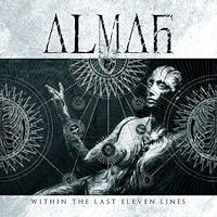 [Almah Within The Last Eleven Lines Album Cover]