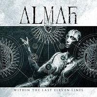 [Almah Within The Last Eleven Lines Album Cover]