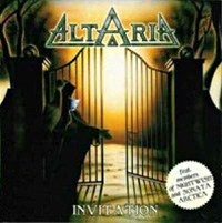 [Altaria Invitation Album Cover]