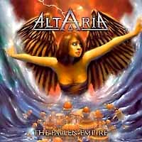 [Altaria The Fallen Empire Album Cover]