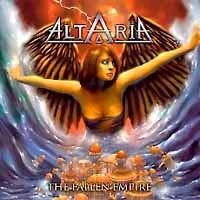 [Altaria The Fallen Empire Album Cover]