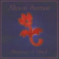 [Alyson Avenue Presence Of Mind Album Cover]