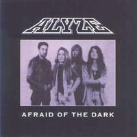 [Alyze Afraid Of The Dark Album Cover]