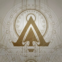 [Amaranthe Massive Addictive Album Cover]