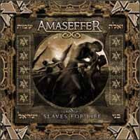 [Amaseffer Exodus - Slaves for Life Album Cover]
