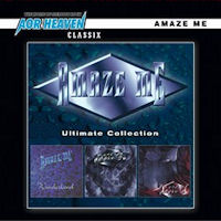 [Amaze Me Ultimate Collection Album Cover]