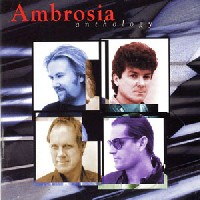 Ambrosia Anthology Album Cover