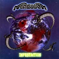[Ambush Infestation Album Cover]