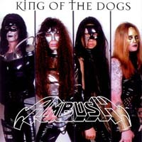 [Ambush King Of The Dogs Album Cover]