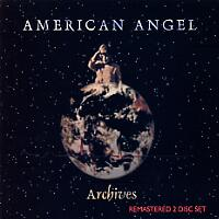 [American Angel Archives Album Cover]
