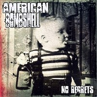 [American Bombshell No Regrets Album Cover]