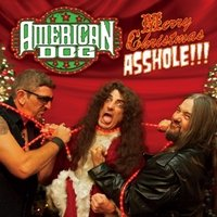 [American Dog Merry Christmas Asshole!!! Album Cover]