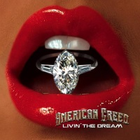 [American Greed Livin' The Dream Album Cover]