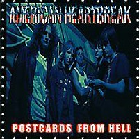 [American Heartbreak Postcards From Hell Album Cover]