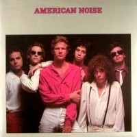 [American Noise American Noise Album Cover]