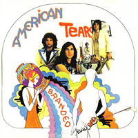 [American Tears Branded Bad Album Cover]