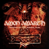 [Amon Amarth Hymns to the Rising Sun Album Cover]
