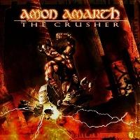 [Amon Amarth The Crusher Album Cover]