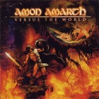 [Amon Amarth Versus The World Album Cover]