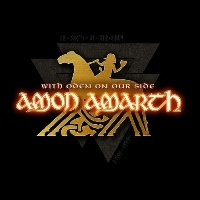 [Amon Amarth With Oden on Our Side Album Cover]