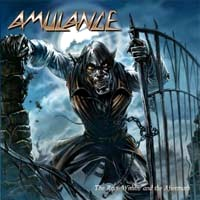 [Amulance The Rage Within and the Aftermath Album Cover]