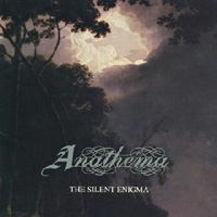 [Anathema The Silent Enigma Album Cover]