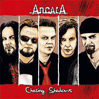 [Ancara Chasing Shadows Album Cover]