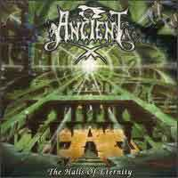 [Ancient The Halls of Eternity Album Cover]