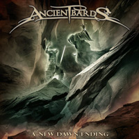 [Ancient Bards A New Dawn Ending Album Cover]