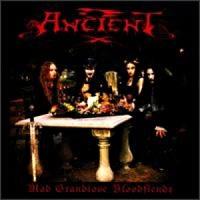 [Ancient Mad Grandiose Bloodfiends Album Cover]