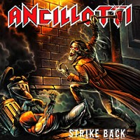 [Ancillotti Strike Back Album Cover]