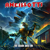 [Ancillotti The Chain Goes On Album Cover]