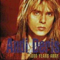 Andi Deris 1000 Years Away Album Cover