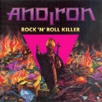 [Andiron Rock 'n' Roll Killer Album Cover]